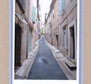 Street in Former Ghetto-France