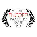 Encore Producers Award 2015 logo